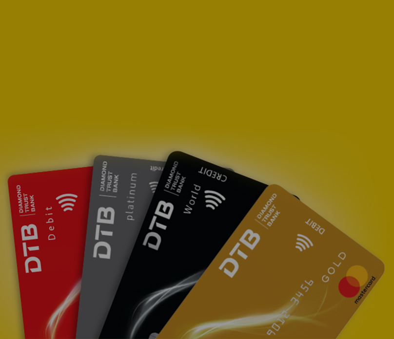 Learn about DTB Debit Cards and Credit Cards.